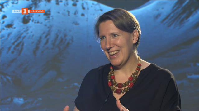 Храбрата Фелисити – жената, която прекоси Антарктика