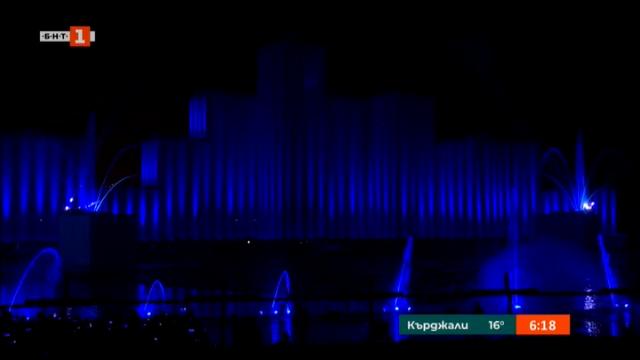 Светлинна приказка в Москва - фестивалът Кръг от светлина