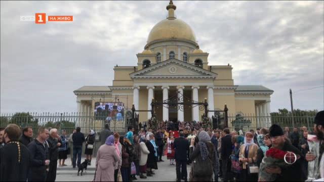 Как Украинската църква употреби 180-годишнина на Болградския катедрален храм