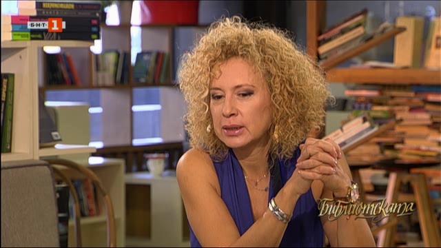 Любимите книги на актрисата Силвия Лулчева
