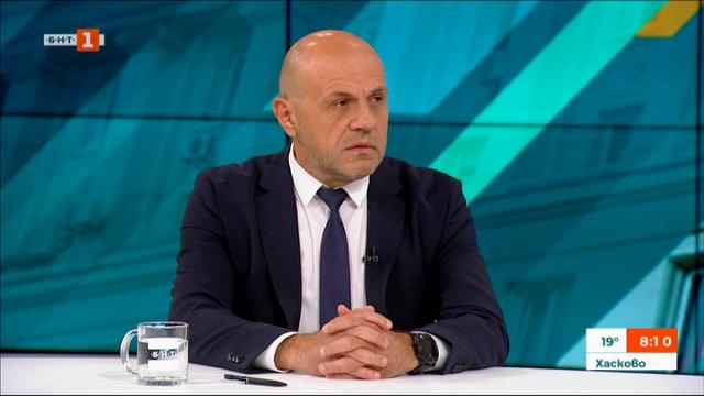 Вицепремиерът Томислав Дончев: Обществената подкрепа е шанс да се свърши нещо