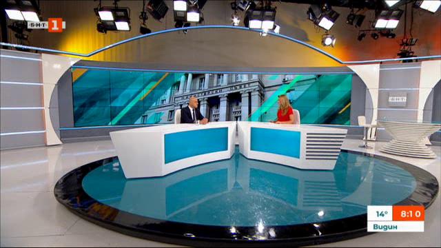 Политика преди избори - вицепремиерът Томислав Дончев