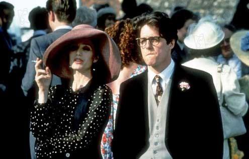 Четири сватби и едно погребение
