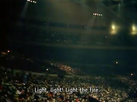 Франк Синатра - Главното събитие