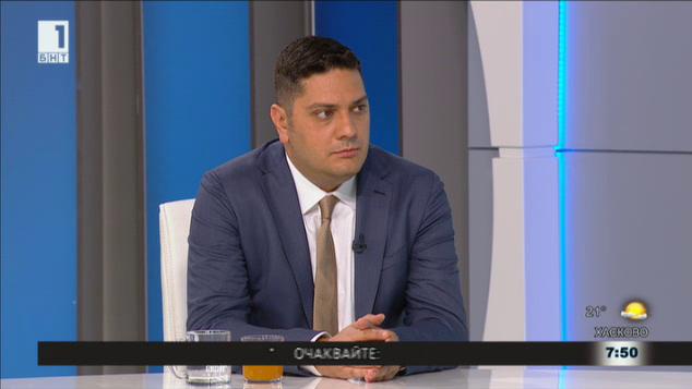 Христо Гаджев: Временната комисия няма да пречи на МО да води преговори