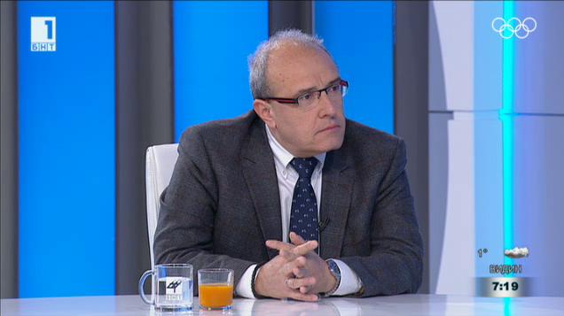Проф. Калин Гайдаров: Операцията по задържането на легионера е успешна
