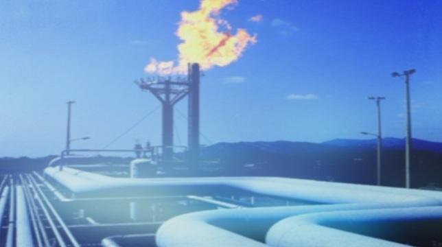 Геополитика и газ