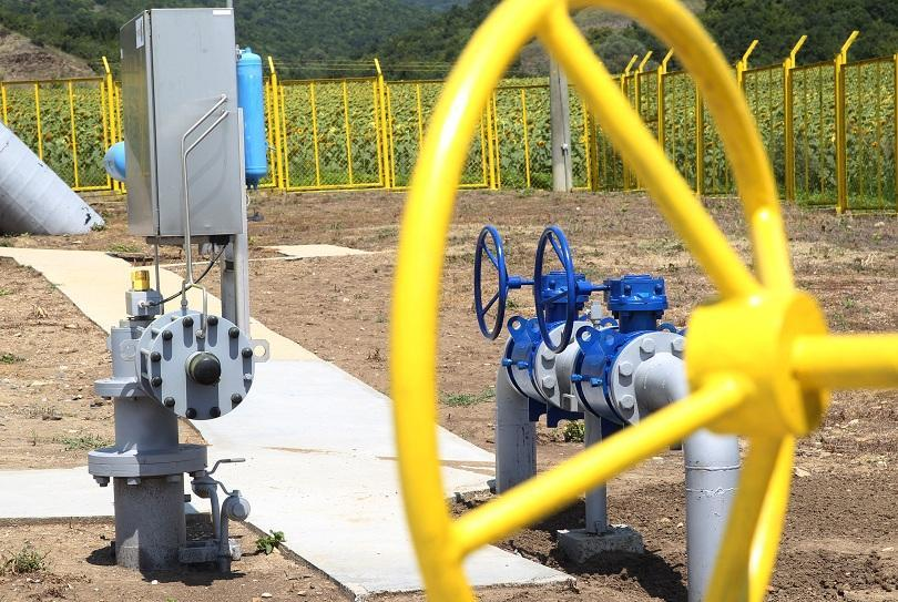 Bulgaria's PM and Turkey's energy minister open new transit gas pipeline