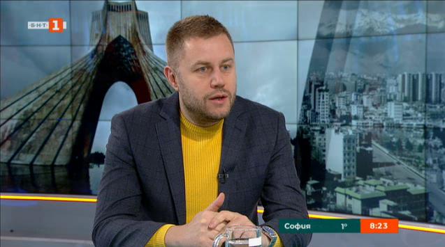 Георги Милков: Ислямската революция от 1979 година е епохално събитие