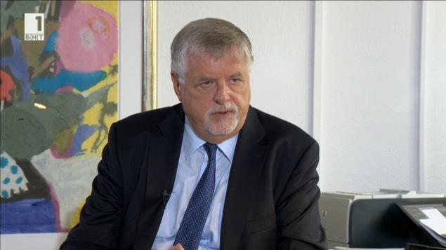 Въпроси след избора – германският посланик Херберт Салбер