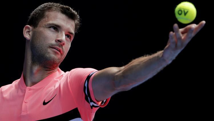 Григор Димитров преодоля с лекота първото си препятствие на Australian Open