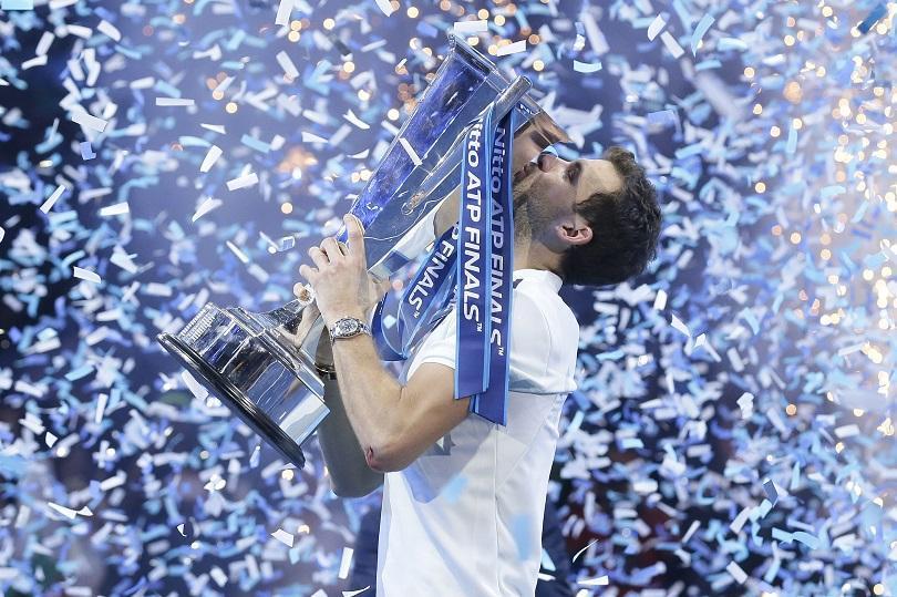 Григор Димитров спечели титлата в Лондон