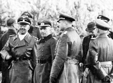 Черни души: Химлер и Айхман