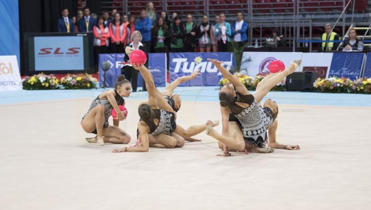 Медали за българските гимнастички. Какво показаха на Гран При в Москва?