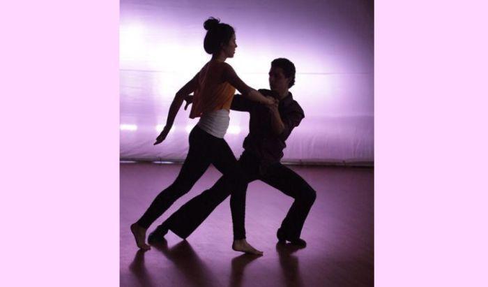 Обичам да танцувам с теб