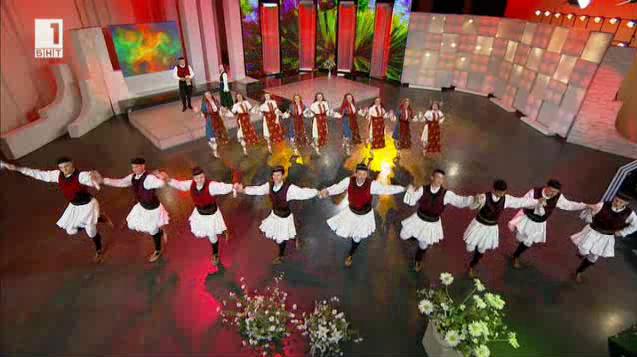 Спектакълът Първо любе - завръщане към корените на българския фолклор