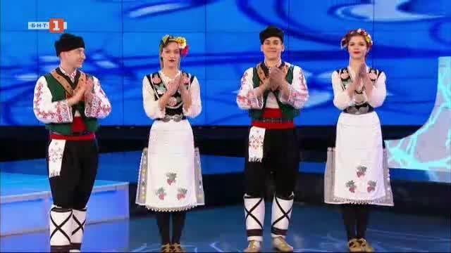 """Оркестър """"Славяни"""" и дует Соня Чакърова и Димитър Аргиров"""