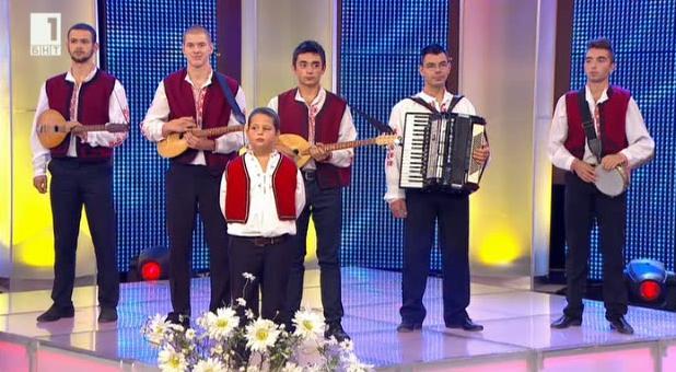 """Бански старчета - победители в конкурса """"Песента на моя роден край"""""""
