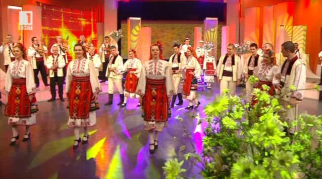 """Ансамбъл за народни песни и танци """"Дунав"""""""