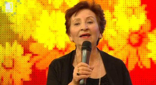 Радка Алексова в Иде нашенската музика - 6 декември 2014