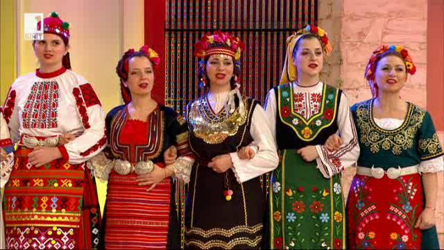 """Хор """"Космически гласове от България"""" и ансамбъл """"Български ритми"""""""