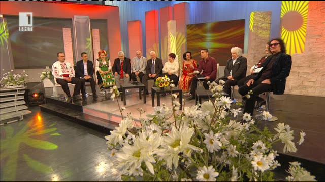 В памет на Костадин Гугов, Иде нашенската музика - 14.02.2015