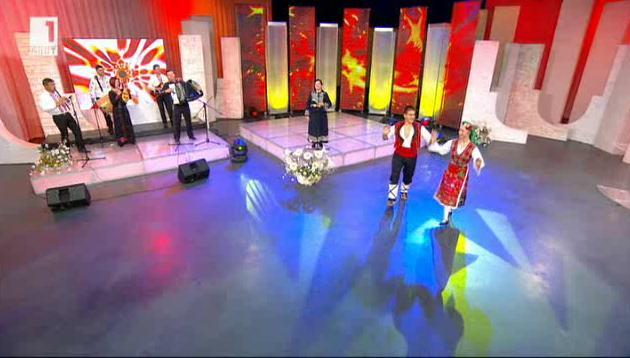 Една от песенните легенди на България Стайка Гьокова