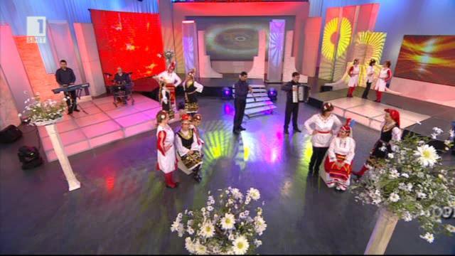 """""""Краси бенд"""" и """"Валтер Топалов и приятели"""" в Иде нашенската музика - 21.02.2015"""
