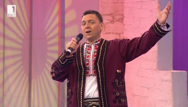 Васил Вълканов, ансамбъл Езерец и вокална група Синаница