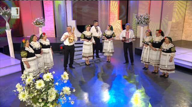 Песни от Западна и Северозападна България