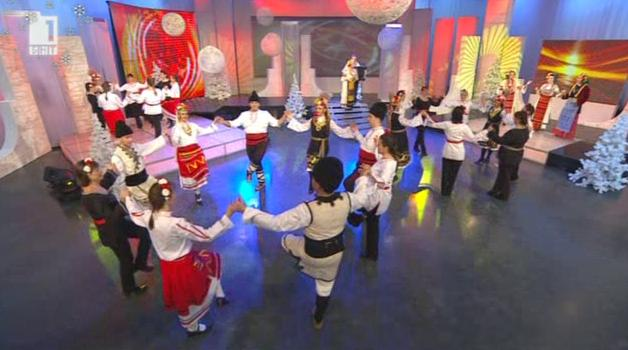 Специално новогодишно издание на Иде нашенската музика - 27.12.2014