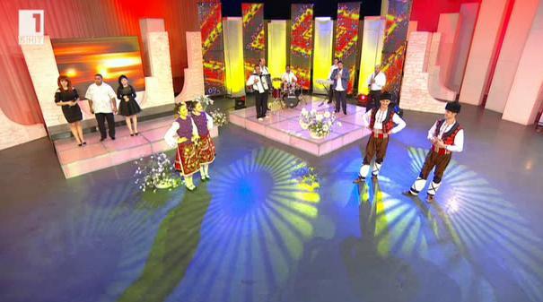 Телевизионна премиера на оркестър Оникс