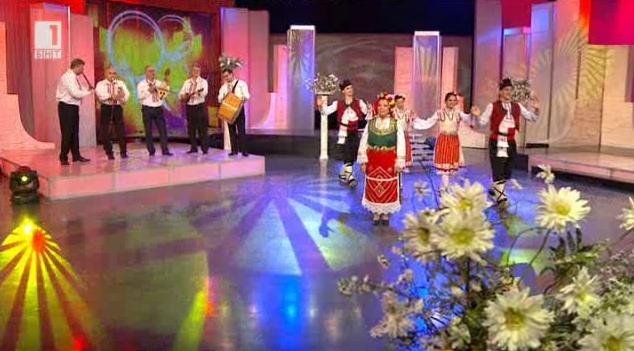 "Калинка Згурова, ""Мераклийски танцов състав"" и клуб ""Дивни танци"""