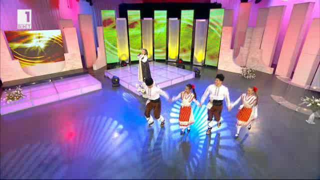 """Най-новите песни на Надежда Брайкова и вихрените танци на клуб """"Мойто либе"""""""