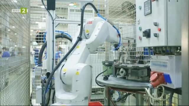 Успехите на предприятията в роботизацията за 2019