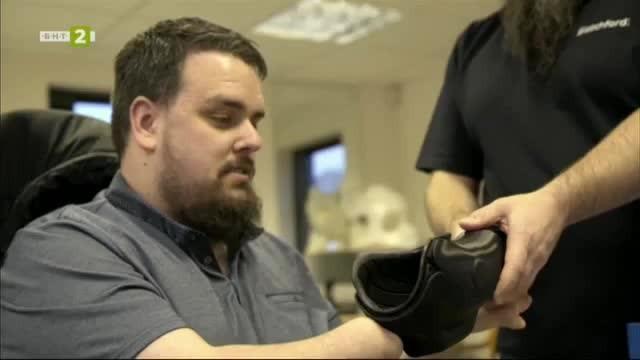 ТЕХ АРТ: Бионична ръка преобърна живота на 26-годишен баща от Великобритания