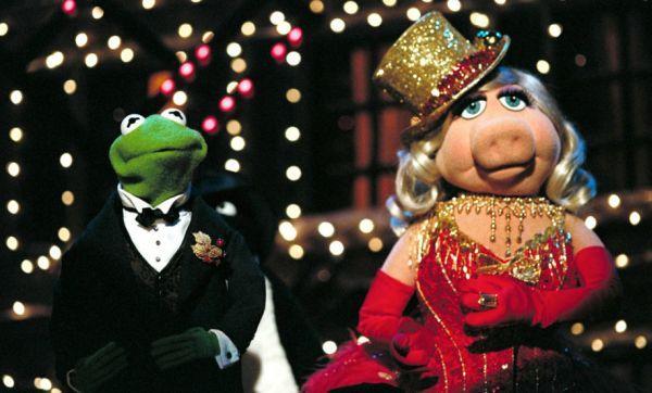 Веселата Коледа на Мъпетите