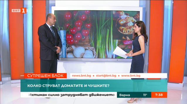 Рекордно високи цени на чушките и доматите