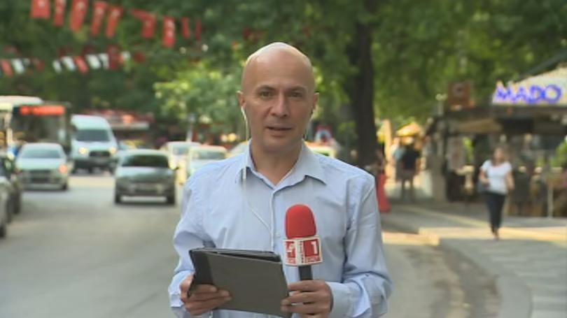 Three Men Attacked BNT Journalist Ivo Nikodimov in Center of Sofia