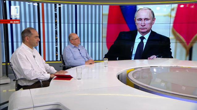 Преди президентските избори в Русия - анализ на Мартин Заимов и Георги Минчев