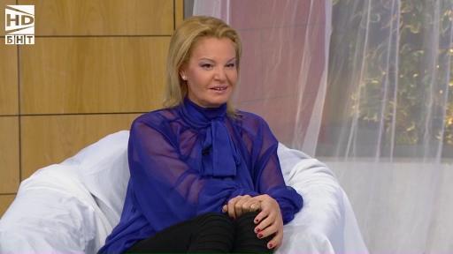 Стефка Костадинова в Извън играта