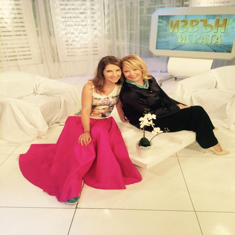 Гостува актрисата Маргита Гошева - 23.05.2015