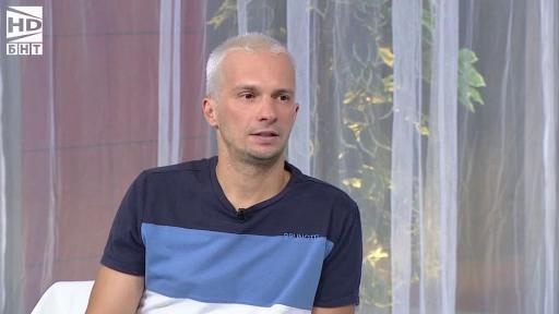 Гостува Деян Славчев - Део  – 3.10.2015