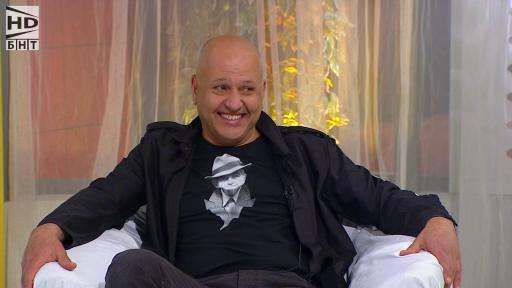 Стефан Рядков - гост в Извън играта