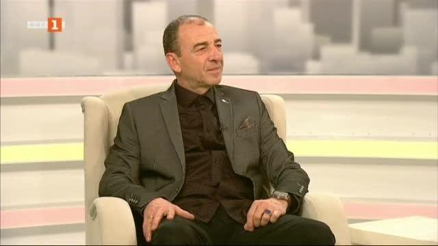 Димитър Маринов - гост в Извън играта