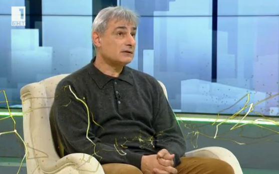 Христо Гърбов - гост в Извън играта на 25.02.2017