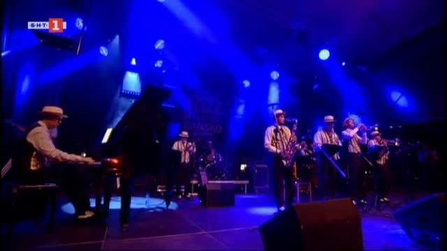 Джаз фестивал Банско 2018: Концерт на Уралски Диксиленд (Русия)