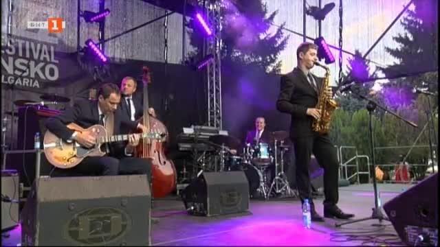 Международен джаз фестивал Банско 2018: Дмитрий Баевски квартет /САЩ/