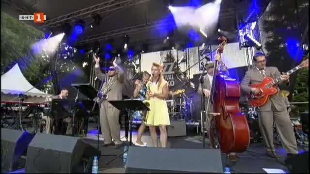 Джаз фестивал Банско 2018: Джук Джойнт Роялс /Австрия/