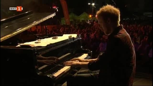 Джаз фестивал Банско 2018: Дейвид Дауър трио